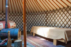 binnen kant yurt
